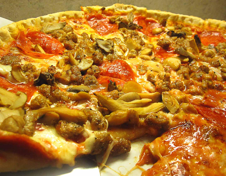 babas pizza og grill